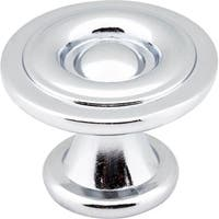 "Elements 575  Syracuse 1-3/16"" Diameter Mushroom Cabinet Knob"