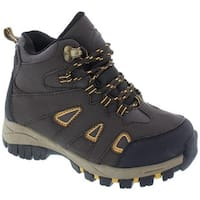 Deer Stags Boys' Drew Hiking Boot Brown