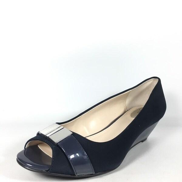 Alfani Womens Chordef Peep Toe Formal Platform Sandals - 8
