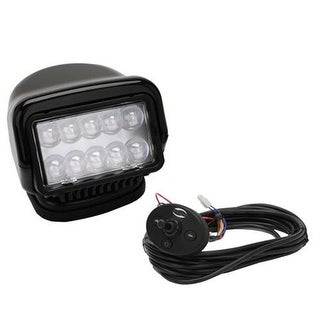 GoLight 30214 LED Stryker Wired Dash Remote - Black