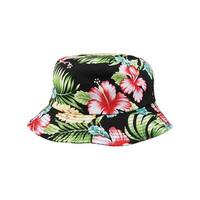 MG Unisex Floral Bucket Hat-7801G