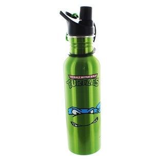 Teenage Mutant Ninja Turtles Leonardo 25oz Aluminum Water Bottle