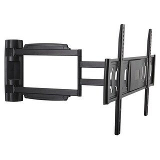 """MonopriceFull Motion TV Wall Mount for Most 32"""" ~ 60"""" Flat Panels, UL Certified"""
