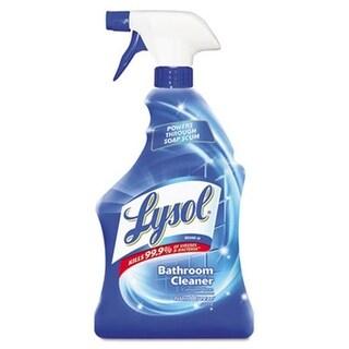 Reckitt Benckiser Disinfectant Bathroom Cleaners, Liquid, 3