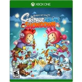 Warner Brothers 1000708753 Scribblenauts Showdown - Xbox One