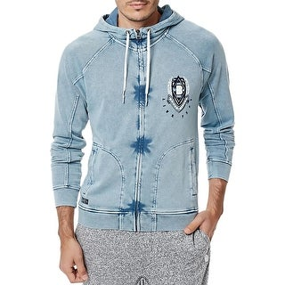 Buffalo David Bitton Mens Fasingo Hoodie Faded Graphic - XL