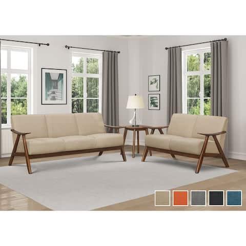 Levine 2-Piece Living Room Set