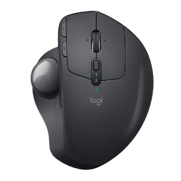 Logitech MX Ergo Wireless Trackball Mouse. Opens flyout.