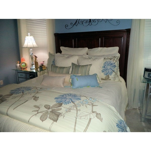 Shop Echo Design Sardinia Cotton Oblong Throw Pillow Free Shipping