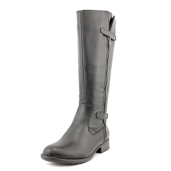Life Stride X-Zip #2 Wide Calf   Round Toe Synthetic  Knee High Boot