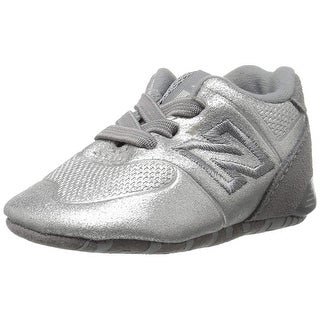New Balance Baby Boy KL574AGC Fabric Bungee Sneakers - 0.0 wide newborn