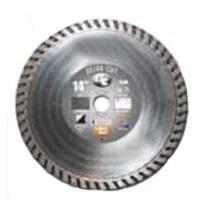 """Diamond Products 21124 Turbo Saw Blade, 4"""" x .080"""" x 7/8"""""""