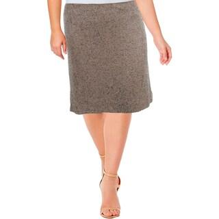 Lauren Ralph Lauren Womens Baleska Pencil Skirt Beaded Glitter