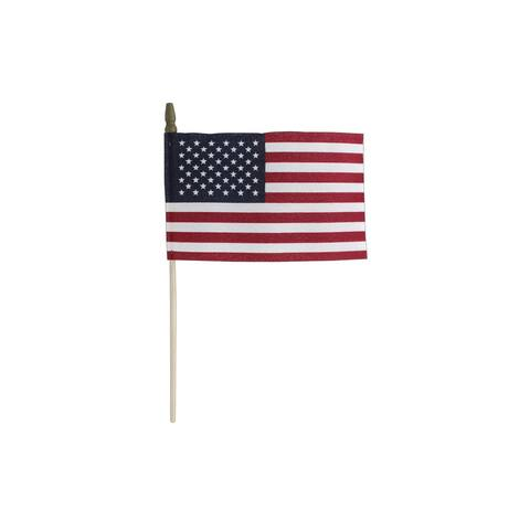 "Darice American Flag 4x6"" Patriotic"