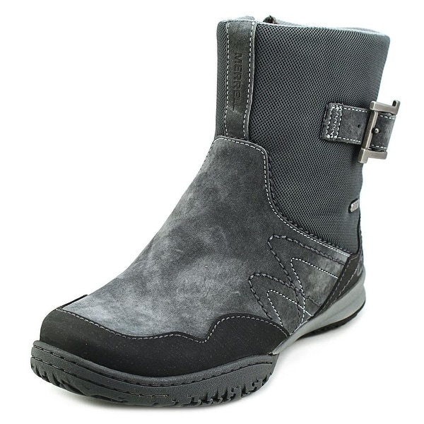 Merrell Albany Sky Women Round Toe Synthetic Gray Ankle Boot