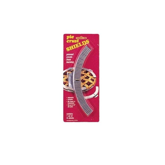 HIC 1646 Pie Crust Shields, Set of 5