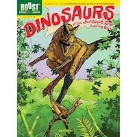 Boost Dinosaurs Of The Jurassic Era Coloring Book