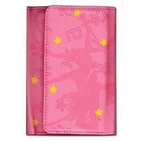 Sailor Moon Sailors Icon Wallet - Pink