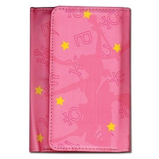 Sailor Moon Sailors Icon Wallet - Pink