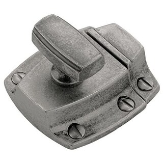 "Amerock BP55315 1-3/5"" Designer Latch from the Highland Ridge Collection"
