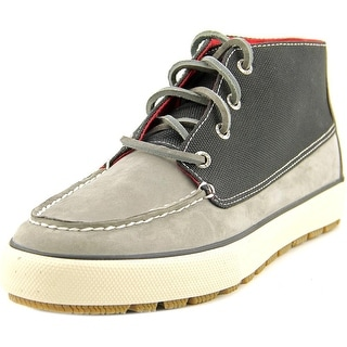 Sperry Top Sider Bahama Lug Chukka Men Round Toe Leather Sneakers