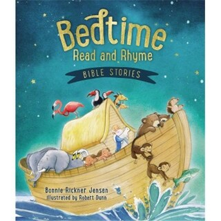 Nelson Books 068886 Bedtime Read & Rhyme Bible Stories
