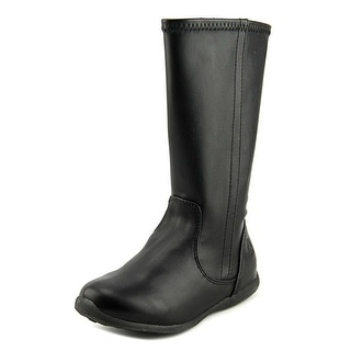 Hush Puppies Judy W Round Toe Synthetic Knee High Boot