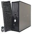 Dell OptiPlex 380 Desktop Computer SFF Intel Core 2 Duo E7500 2.93G 4GB DDR3 160G Windows 7 Pro 1 Year Warranty (Refurbished) - Thumbnail 2
