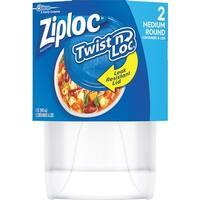Ziploc Med Ziploc Dis Container