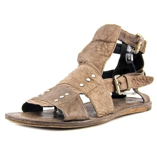 BoBo Medusa Open-Toe Leather Fisherman Sandal