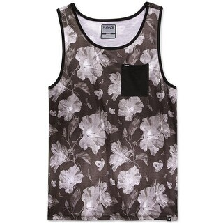 Hurley Mens Tank Top Knit Printed