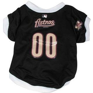 Houston Astros Dog Jersey - Small