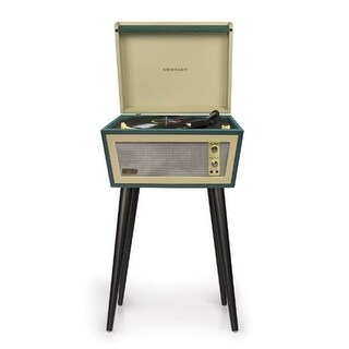 Crosley CR6231D-GR Sterling Turntable with Bluetooth - Green