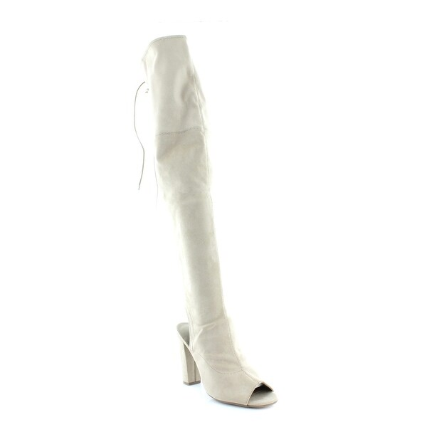 Guess Galle Women's Boots Medium Natural Fabric