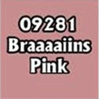 Braaaains Pink Master Series Paints