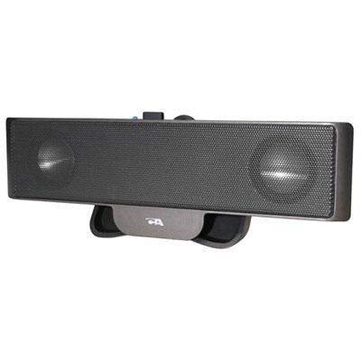 Usb Powered Portable Speaker Sounbar Attach On Laptop Wth Clip