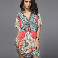 Casual Boho Summer Dress in 4 Styles