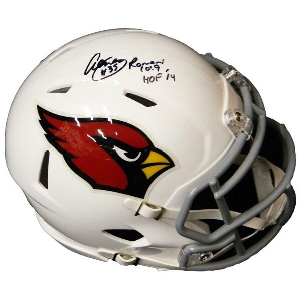 a7cb7885 Aeneas Williams Arizona Cardinals Riddell Speed Mini Helmet wHOF14