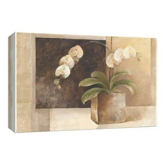 "PTM Images 9-153905  PTM Canvas Collection 8"" x 10"" - ""Contemporary Orchid"" Giclee Flowers Art Print on Canvas"