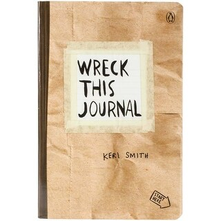 "Paper Bag - Wreck This Journal Expanded Edition 5.5""X8.25"""