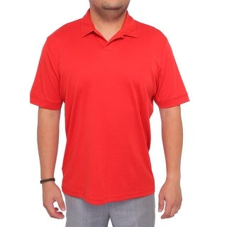 Perry Ellis Core Short Sleeve Polo Men Regular Polo Shirt