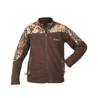 Rocky Outdoor Jacket Boys SilentHunter Fleece Comfort Light
