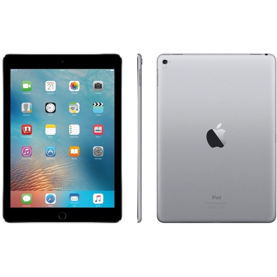 Apple iPad Wi-Fi 32GB 2018 - Space Gray Grey