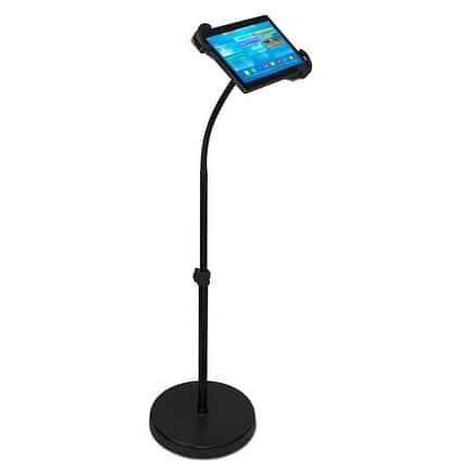 Mount-It! iPad Floor Stand Height Adjustable Tablet Mount