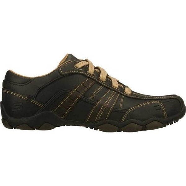 Shop Skechers Men's Diameter Vassell BlackNatural Free