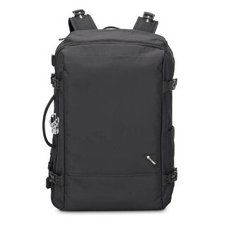 Pacsafe Vibe 40 - Black Anti-theft 40L carry-on backpack