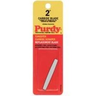 Purdy 140900225 Carbide Replacment Blade 2""