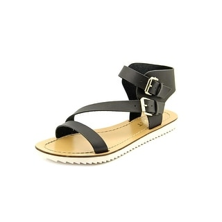 Report Rodeo Open Toe Synthetic Gladiator Sandal