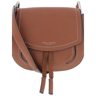 Marc Jacobs Womens Shoulder Handbag Leather Adjustable - small