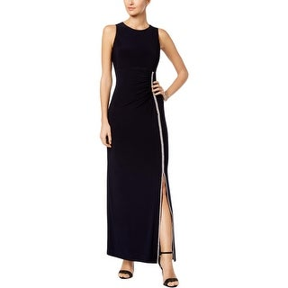 Link to MSK Womens Evening Dress Sleeveless Embellished Similar Items in Dresses